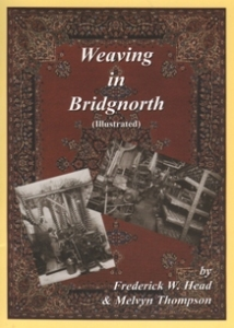 Weaving in Bridgnorth
